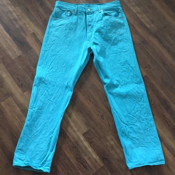 1fcdec2a41a Levi's Jeans | Mens Levi 501 | Poshmark